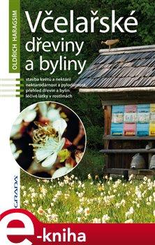 Obálka titulu Včelařské dřeviny a byliny
