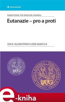 Obálka titulu Eutanazie - pro a proti