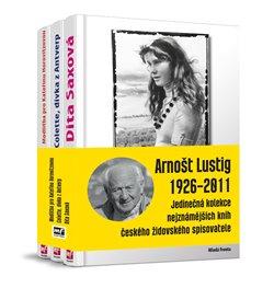 Obálka titulu Arnošt Lustig 1926-2011