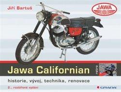 Obálka titulu Jawa Californian