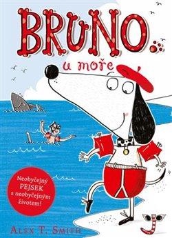 Obálka titulu Bruno u moře