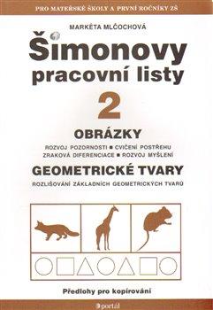 Obálka titulu Šimonovy pracovní listy 2