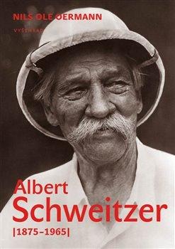 Obálka titulu Albert Schweitzer