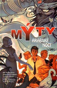 Obálka titulu Mýty 7: Arabské noci (a dny)