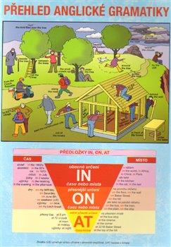 Obálka titulu Přehled anglické gramatiky