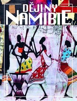 Obálka titulu Dějiny Namibie
