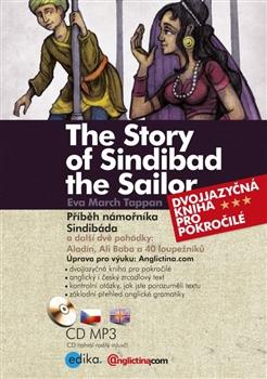 Obálka titulu Příběh námořníka Sindibáda