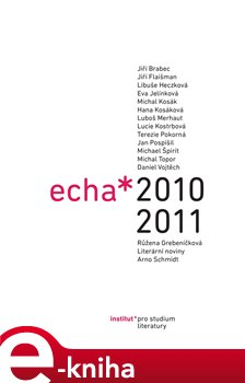 Obálka titulu Echa 2010–2011
