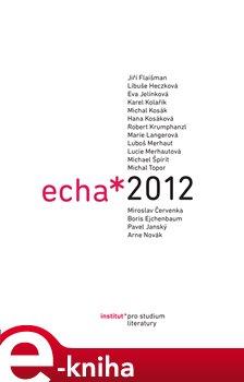 Obálka titulu Echa 2012