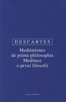 Obálka titulu Meditace o první filosofii