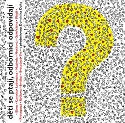Obálka titulu Děti se ptají, odborníci odpovídají