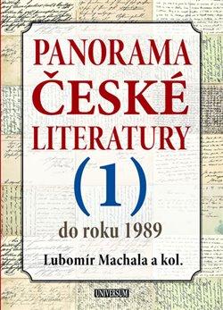 Panorama české literatury - 1. díl