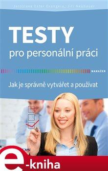 Obálka titulu Testy pro personální práci