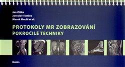 Obálka titulu Protokoly MR zobrazování
