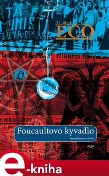 Obálka titulu Foucaultovo kyvadlo