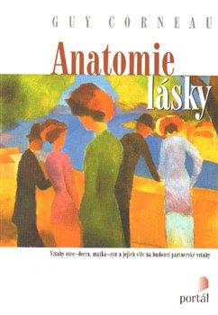 Obálka titulu Anatomie lásky