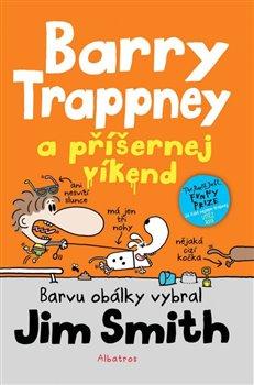 Obálka titulu Barry Trappney a příšernej víkend