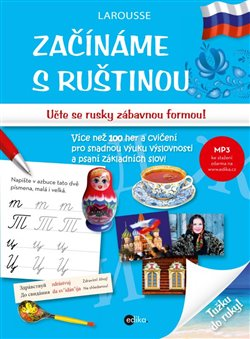Obálka titulu Začínáme s ruštinou