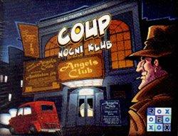 Obálka titulu Coup: Noční klub