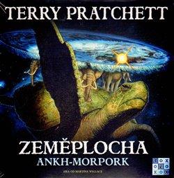 Obálka titulu Zeměplocha: Ankh-Morpork
