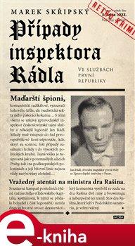 Obálka titulu Případy inspektora Rádla