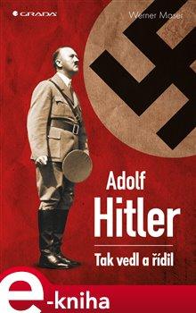 Obálka titulu Adolf Hitler