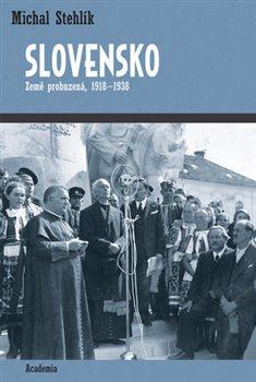 Obálka titulu Slovensko