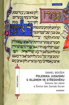Obálka titulu Polemika judaismu s islámem ve středověku