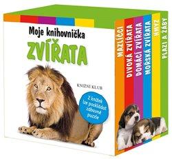 Obálka titulu Moje knihovnička - Zvířata