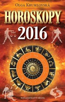 Obálka titulu Horoskopy 2016
