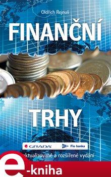 Obálka titulu Finanční trhy