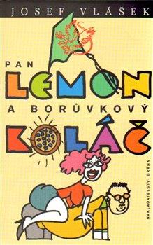 Obálka titulu Pan Lemon a borůvkový koláč