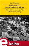Místa paměti druhé světové války - obálka