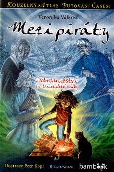 Obálka titulu Mezi piráty
