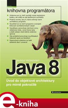 Obálka titulu Java 8