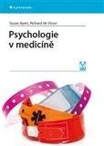 Obálka knihy Psychologie v medicíně