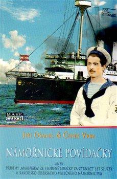 Obálka titulu Námořnické povídačky
