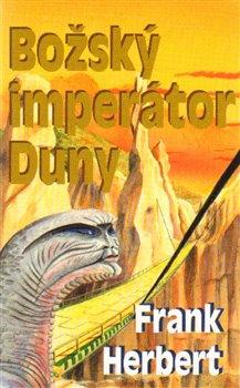 Obálka titulu Božský imperátor Duny