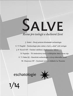Obálka titulu Salve 1/2014 – Eschatologie