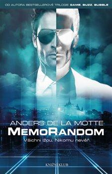 Obálka titulu MemoRandom