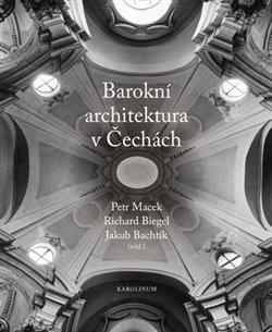 Obálka titulu Barokní architektura v Čechách