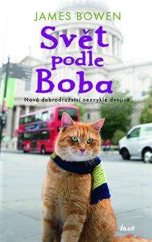 Obálka titulu Svět podle Boba
