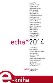 Obálka titulu Echa 2014