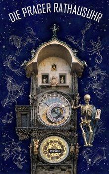 Obálka titulu Pražský orloj / Die Prager Rathausuhr