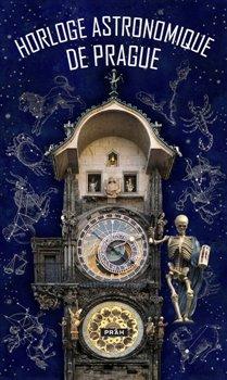 Obálka titulu Pražský orloj / Horloge Astronomique De Prague