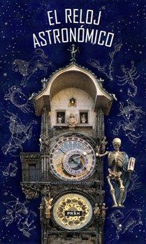 Obálka titulu Pražský orloj / El Reloj astronómico