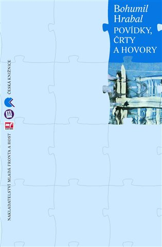 Povídky, črty a hovory - Bohumil Hrabal,   Booksquad.ink