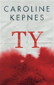 """Caroline Kepnesová napsala thriller Ty jako perverzní sledovačku. Zamilovaný si vyhládne svůj objekt a nedá mu pokoj. Obtěžování stejně jako stalking je v tomhle případě slabé slovo. Tenhle chlapík je totiž fakt ujetej. Jeho """"lásku"""" asi nepůjde jen tak přežít. Tak tedy - nebohá Beck vejde jednoho dne do knihkupectví....jo vlastně, ten ujeťák je knihkupec...."""