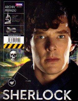 Obálka titulu Sherlock: Archiv případů