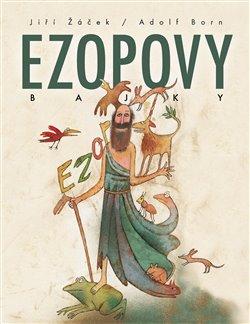 Obálka titulu Ezopovy Bajky